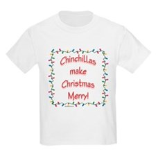 Chinchilla Merry Kids T-Shirt
