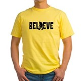 Believe in the Sasquatch T-Shirt