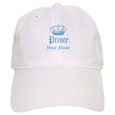 Custom Prince Baseball Baseball Cap
