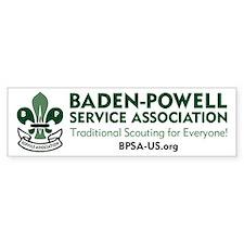 Bpsa Bumper Sticker (50 Pk)