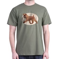 'Griff Oval/Natural T-Shirt