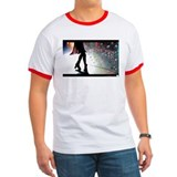 Women's Skate Shirt (comes in blue, red, & black)