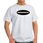 Sodomite Ash Grey T-Shirt