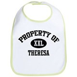 Property of Theresa Bib