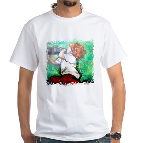 Soda Pop White T-Shirt