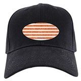 Cute Carolina Summertime Beach Theme Design Baseball Hat
