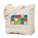 Cute Carolina Summertime Beach Theme Design Tote B
