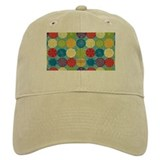 Cute Carolina Summertime Beach Theme Design Baseball Cap
