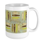 Cute Carolina Summertime Beach Theme Design Mug