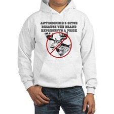 Anticrombie and Ditch Moose Hoodie