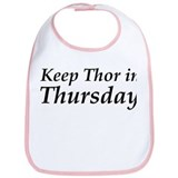 Keep Thor In Thursday Bib