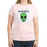 Alien (Foreigner) in Thai Lan Ash Grey T-Shirt