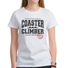 Seaside Coaster Climber Tee