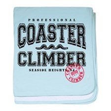 Seaside Coaster Climber baby blanket