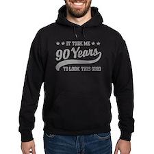 Funny 90th Birthday Hoody