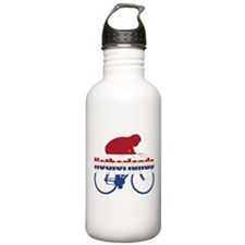 Netherlands Cycling Water Bottle