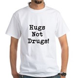 Hugs Not Drugs Shirt