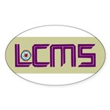 LCMS Bumper Decal w. seal L Decal