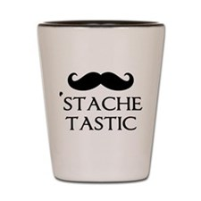 'Stache Tastic Shot Glass