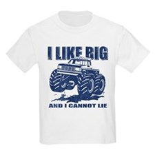 I Like Big Trucks T-Shirt