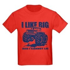 I Like Big Trucks T
