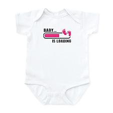 Baby loading bar Infant Bodysuit