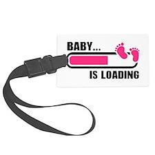 Baby loading bar Luggage Tag