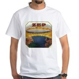 Zep Antique Cigar Label Zeppe Shirt