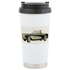 Chevrolet Corvette 03 Travel Mug