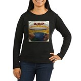 Zep Antique Cigar Label Zeppe T-Shirt