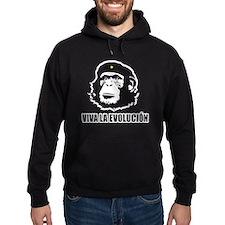 Viva La Evolucion Design Hoodie