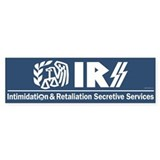 Anti-IRS Bumper Sticker