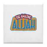 The Amazing Alijah Tile Coaster