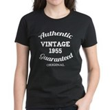 Authentic Vintage Birthday 1955 Tee