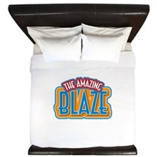 The Amazing Blaze King Duvet