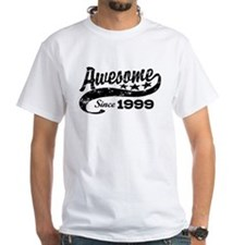 Awesome Since 1999 Shirt