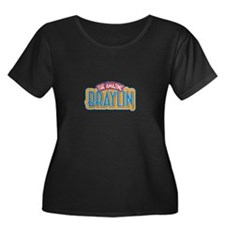 The Amazing Braylin Plus Size T-Shirt