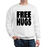 Free Hugs  Sweatshirt
