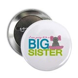 "I'm going to be a Big Sister 2.25"" Button (10 pack"
