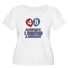 48 years birthday gifts T-Shirt