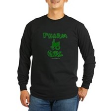 Pharm Gir Long Sleeve T-Shirt
