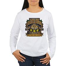 Wood Booger Cigars Long Sleeve T-Shirt