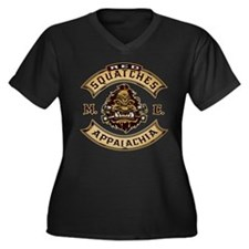 Red Squatches M.C. Appalachia Plus Size T-Shirt