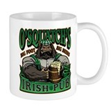 OSquatchs Irish Pub Mug