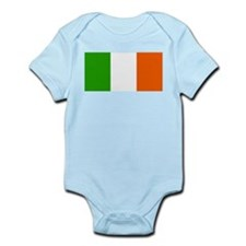 National Flag of Ireland Body Suit