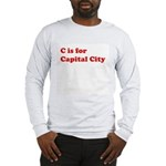 Capital City Long Sleeve T-Shirt