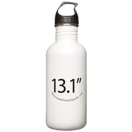 Thirteen Point One IN 13.1in Water Bottle