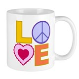 Love Art Small Mug