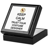 Keep Calm Costume Designer Hunger Games Keepsake B