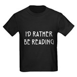 Rather Be Reading Nouveau T